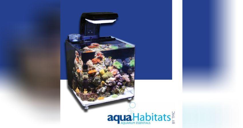 Aquahabitat 30 Ein Nano Meerwasser Aquarium